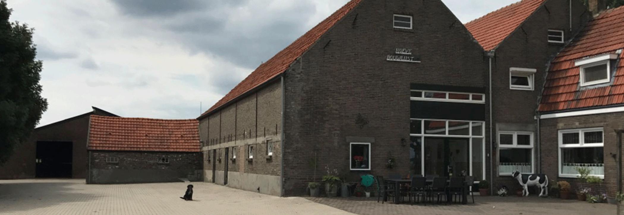 Boerderijcamping hoeve bouwlust
